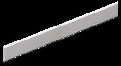 Боковая заглушка на LD 40 в цвет подоконника